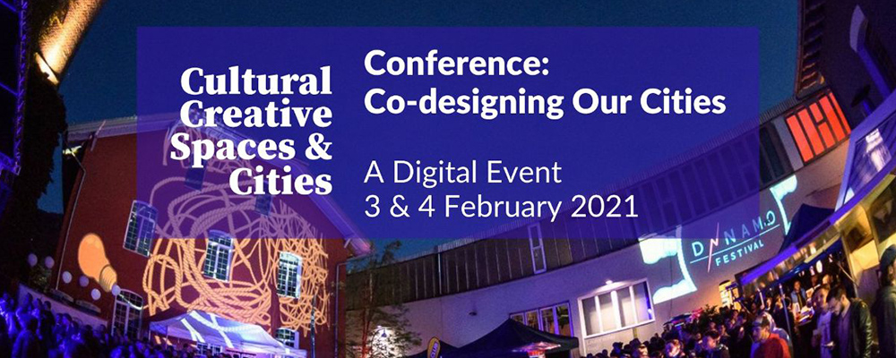 Co-designing Our Cities Conference