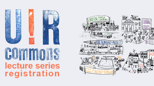 U!R Commons Lecture Series: 27.09. David Bollier