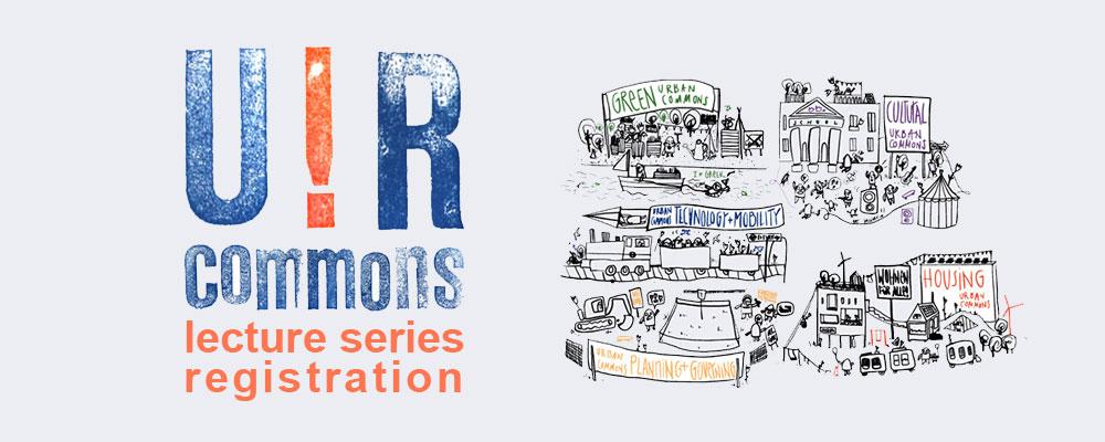 U!R Commons Lecture Series: 26.04. David Scheller