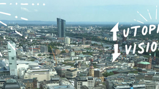 Marathon of Ideas – Visions for Frankfurt